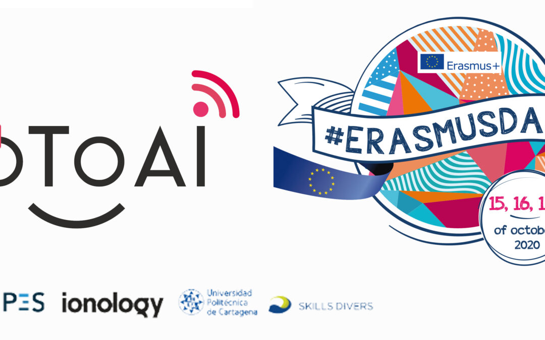 IoToAI WAS PRESENTED ON ERASMUS DAYS 2020!