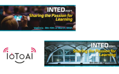 We attended the INTED 21 – 15th annual Technology, Education and Development Conference!