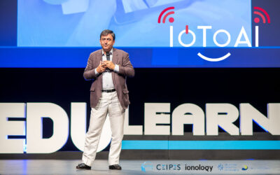 IoToAI project, presented during the EDULEARN Conference 2020